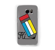 Mondrian: Greeting #2 Samsung Galaxy Case/Skin