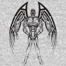 Warrior With Wings by Dalton Sayre