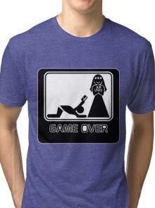 Funny Wedding Tri-blend T-Shirt