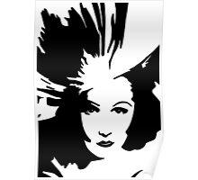 Marlene Dietrich Poster