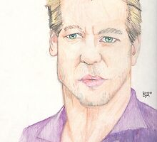 Actor Val Kilmer by Dylan Mazziotti