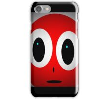 RED, collectable, ART  iPhone Case/Skin