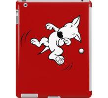 Flying English Bull Terrier  iPad Case/Skin