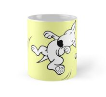 Flying English Bull Terrier  Mug