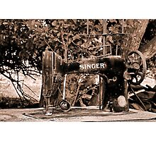 """Silence of the Singer"" - 2 Photographic Print"