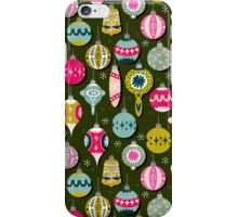 Christmas Ornaments iPhone Case/Skin