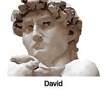 DAVID by mygueyemomo