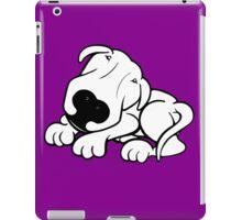 Did I Hear The Word Walk? English Bull Terrier  iPad Case/Skin