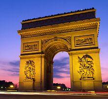 Arc De Triumph by dags
