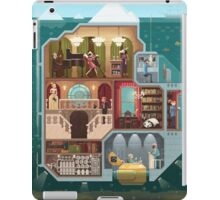 The tip of the iceberg iPad Case/Skin