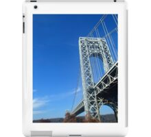 Bridge Over Troubled Waters iPad Case/Skin
