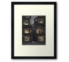 Cats Framed Print