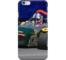 Lotus 'Super 7' Roadster iPhone Case/Skin