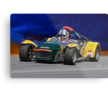 Lotus 'Super 7' Roadster Metal Print