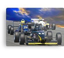 Formula Atlantic 'Money Run' Metal Print