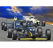 Formula Atlantic 'Money Run' Photographic Print