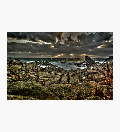 Canal Rocks, Margaret River Photographic Print