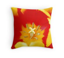 Innermost Being Throw Pillow
