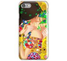 Galaxia Klimt inspired iPhone Case/Skin
