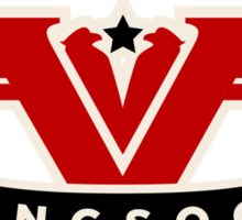 1984 INGSOC Party Insignia Sticker