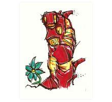 Hot Rod Art Print
