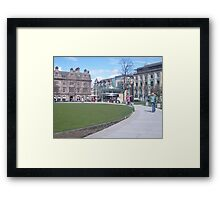 Once Upon A Sunny Day Framed Print