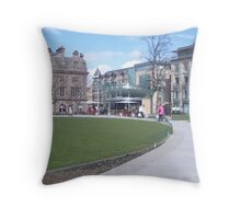 Once Upon A Sunny Day Throw Pillow