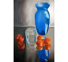 Still Life with Fruit Photographic Print