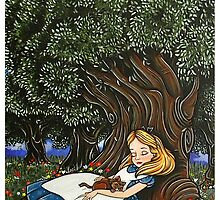- Alice #2 - by Laura-A