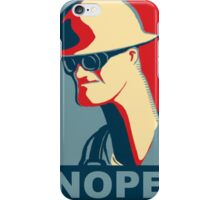 Team Fortress 2 - Engineer Nope iPhone Case/Skin