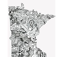 Minnesota: Abstract Photographic Print