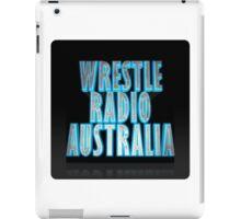 Wrestle Radio Australia iPad Case/Skin