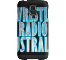 Wrestle Radio Australia Samsung Galaxy Case/Skin