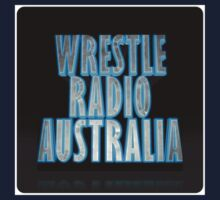 Wrestle Radio Australia Kids Clothes