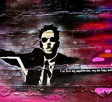 Graffiti Gangster by Aaron  Sheehan