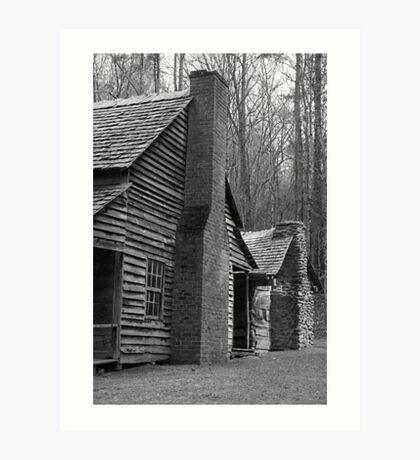 Whitehead Cabin Art Print