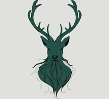 Head of a deer in hand drawn style 4 Unisex T-Shirt