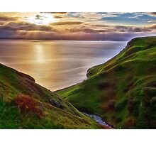 Skye Glow - Scotland Photographic Print