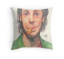 Actor Dana Carvey Throw Pillow