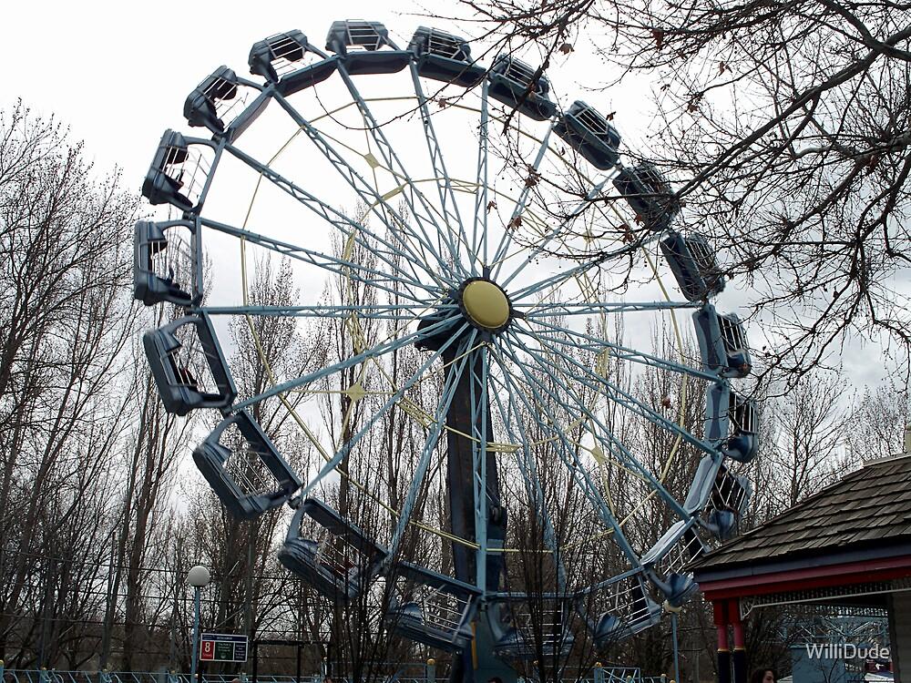 Creepy Fair Ride by WilliDude