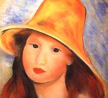 apologies to Renoir by Faith Puleston