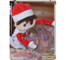 Candy thieve iPad Case/Skin