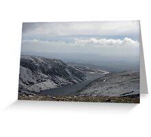 Loch Turret  Greeting Card