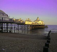Eastbourne Pier by gothgirl
