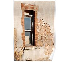 Window Silverton Poster