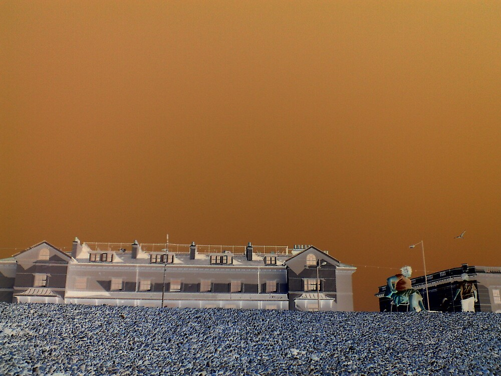 Southsea seafront by Beth Furnell