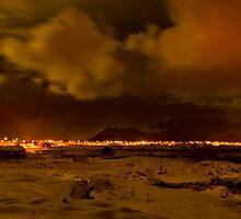 Light in darknes by Loklok