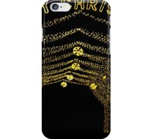 Christmas Lights at Our Lady Of The Snows iPhone Case/Skin