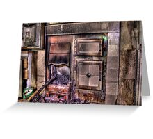 Well Cooked Greeting Card