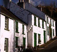 Gleno Village - Co.Antrim ... by SNAPPYDAVE